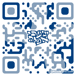 QR code with logo 1cQx0