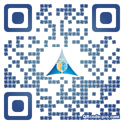QR code with logo 1cVb0
