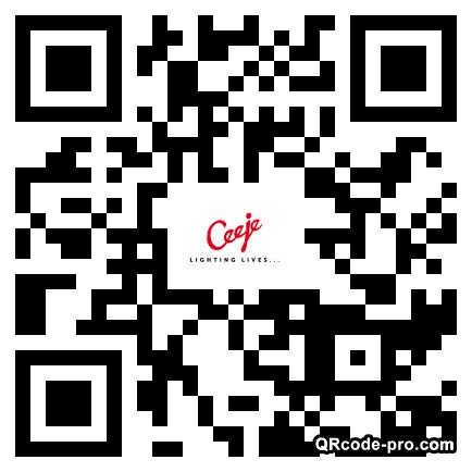 Designo del Codice QR 1cX40