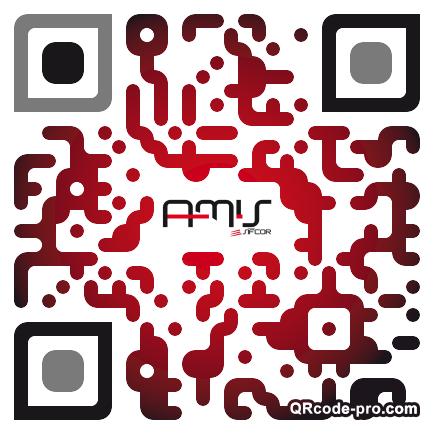 QR code with logo 1cXF0