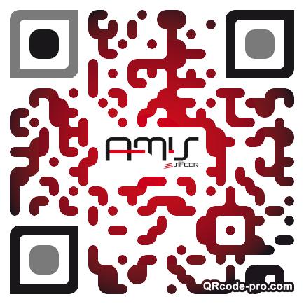 QR code with logo 1cXv0