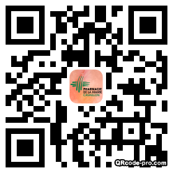 QR code with logo 1cay0