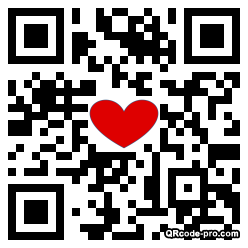 QR code with logo 1cbA0