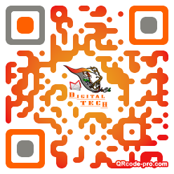QR code with logo 1cbO0