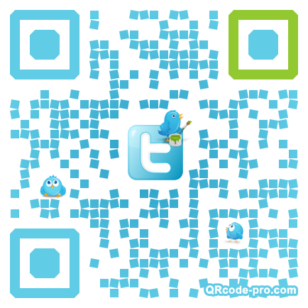 QR code with logo 1ce00
