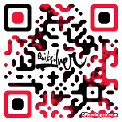 QR code with logo 1ced0