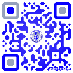 QR code with logo 1cni0