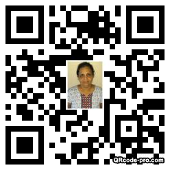 QR Code Design 1cp80
