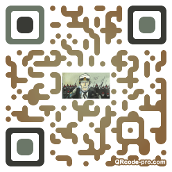 QR code with logo 1cps0