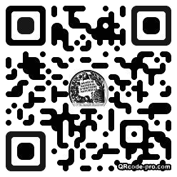 QR code with logo 1cu90