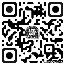 QR Code Design 1cua0