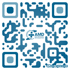 QR code with logo 1cur0
