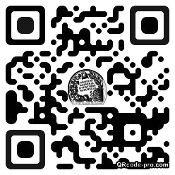 QR code with logo 1cvI0