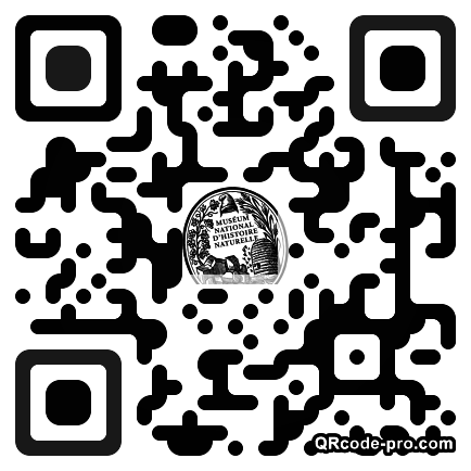 QR code with logo 1cvq0