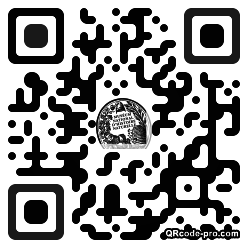 QR code with logo 1cwe0