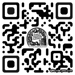 QR code with logo 1cwh0