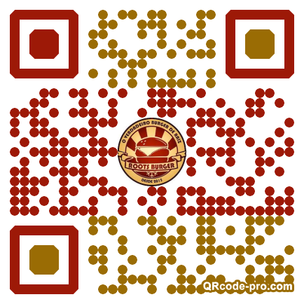 QR code with logo 1cx90