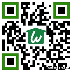 QR code with logo 1cy70
