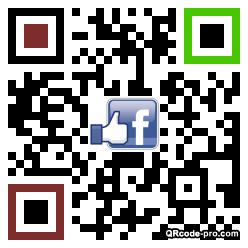 QR Code Design 1d1o0