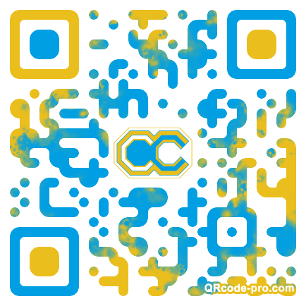QR code with logo 1d330