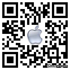 QR code with logo 1d3u0