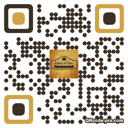 QR code with logo 1d480