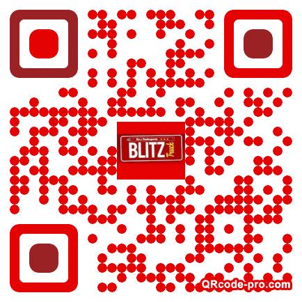QR code with logo 1d4b0