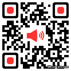 QR code with logo 1d6r0