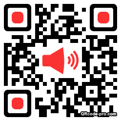 QR code with logo 1d6t0