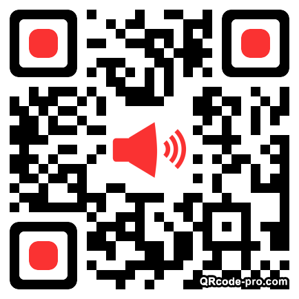 QR code with logo 1d6w0