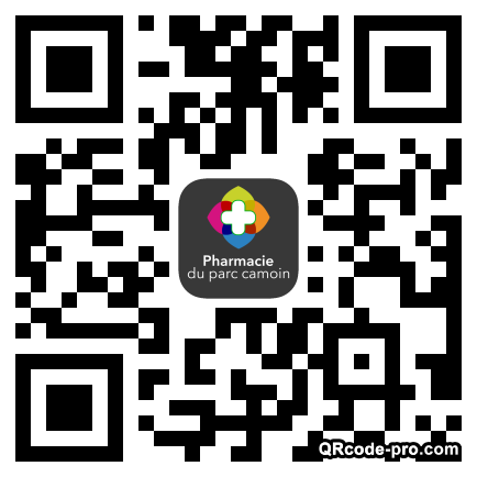 QR code with logo 1dFZ0