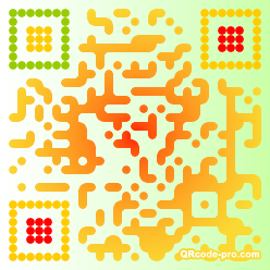 QR code with logo 1dRq0