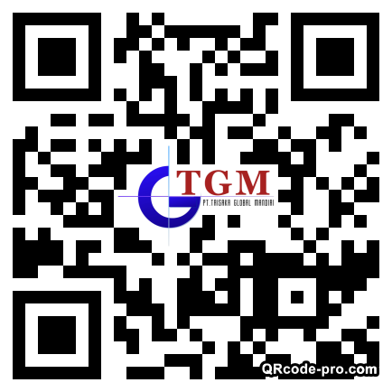 QR code with logo 1dRz0