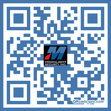QR code with logo 1dSX0