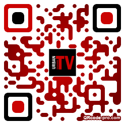 QR code with logo 1dTy0