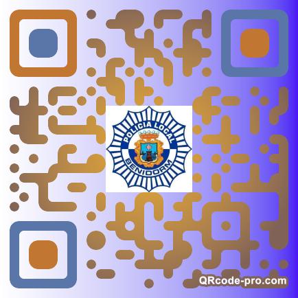 QR Code Design 1dUf0