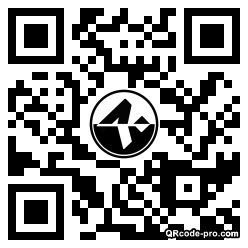 QR code with logo 1dXQ0