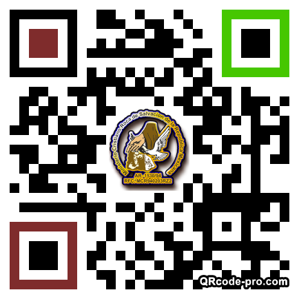 QR code with logo 1dZG0