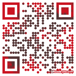 QR code with logo 1dbX0