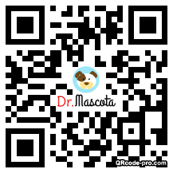 QR code with logo 1dhJ0