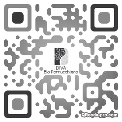 QR Code Design 1dhj0