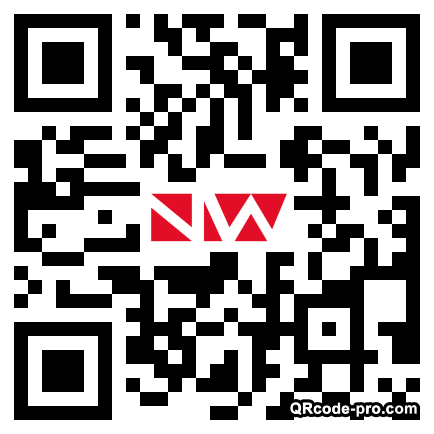 QR code with logo 1dht0