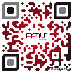 QR code with logo 1dkq0