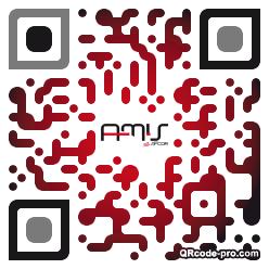 QR Code Design 1dkr0