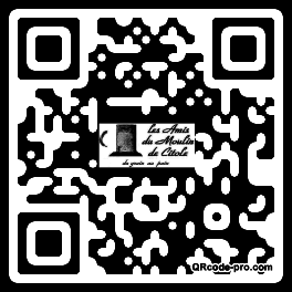 QR code with logo 1dlG0
