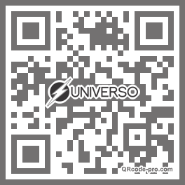 QR code with logo 1dm10