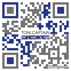 QR code with logo 1dn70