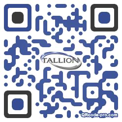 QR code with logo 1dnP0
