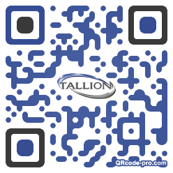 QR code with logo 1dnT0