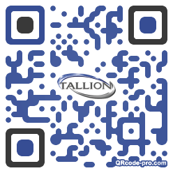 QR code with logo 1dop0
